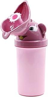 SH-RuiDu 便携式可重复使用婴儿儿童便盆尿液应急厕所训练小便适用于户外露营车旅行男孩和女孩