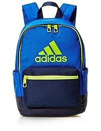 adidas 阿迪达斯 中性 双肩背包 DN3504 蓝/学院藏青蓝/亮黄 均码