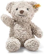 Steiff 113420 泰迪熊毛絨玩具,28cm,灰色