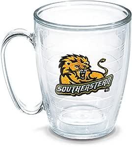 Tervis SE Louisiana University Emblem Individual Mug, 16 oz, Clear