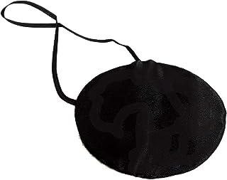 JHat 海盗缎面眼罩万圣节服装配饰 12 件套