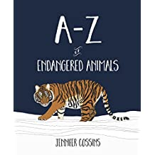 A-Z of Endangered Animals (English Edition)