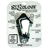 SK8OLOGY CARABINER SKATE TOOL 2.0 SK8CARA2.0 MT/BK