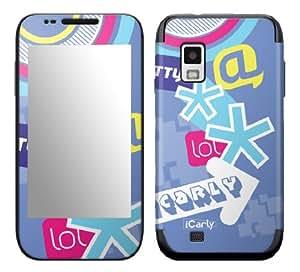 MusicSkins, MS-ICRL30274, iCarly - Web, Samsung Fascinate Galaxy S (SCH-I500), Skin