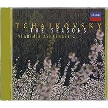 进口CD:柴科夫斯基:四季(466 562-2)(CD)