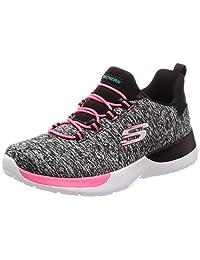 Skechers Skechers 女孩動態 - 布雷克通 運動鞋