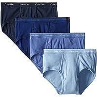 Calvin Klein 男式 经典棉质平角内裤 多条装