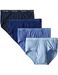 Calvin Underwear Cotton Classics 4 Pack Briefs
