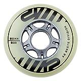 K2 Skate Urban Glow 80 毫米 / 88A 4 轮套装,80 毫米