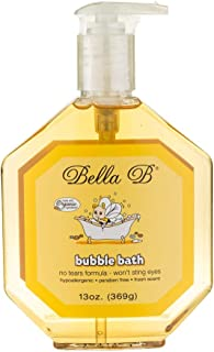 Bella B/蜜蜂妈咪 宝贝泡泡浴液 369g  婴儿 儿童使用 (进)22400