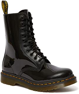 Dr. Martens 女士 1490 战斗靴 黑色 7