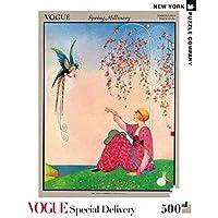纽约拼图公司 - Vogue 特别配送 - 500 片装拼图