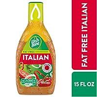 Wish-Bone Salad Dressing, Fat Free Italian, 15 Ounce