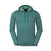 Marmot 土拨鼠 男士 户外舒适运动防晒长袖速干T恤 S43750
