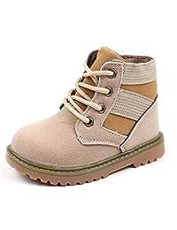 Tutoo 时尚幼童*靴男孩女孩徒步休闲鞋雪地靴