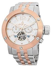Burgmeister 伯格麦斯特 德国品牌 机械手表 男士腕表 时尚商务 BM329-317(亚马逊自营商品, 由供应商配送)