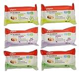 贝亲Pigeon 婴儿抗菌洗衣皂三种香型 120g MA32 MA33 MA34(6块装)