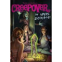 It Spells Z-O-M-B-I-E! (You're invited to a Creepover Book 22) (English Edition)