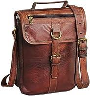 RK Leather I pad Messenger Satchel Bag 平板電腦斜挎單肩包 11 英寸
