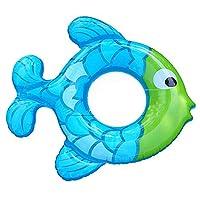 INTEX 美国59222可爱鲸鱼浮圈 儿童游泳圈 救生圈