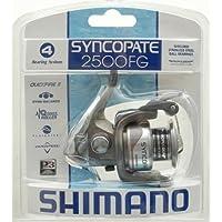SHIMANO Syncopate 2500 前拉式卷轴