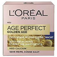 L'Oréal Paris 巴黎欧莱雅 面部护理 Age Perfect 金致臻颜黄金年龄 晚霜 50 毫升