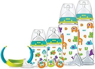 NUK 完美契合新生儿奶瓶礼品套装