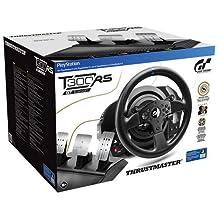 Thrustmaster 法拓士/图马斯特 T300 RS GT 力反馈游戏方向盘 赛车方向盘 套装 - PlayStation 4