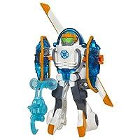 Playskool 变形金刚 Playskool英雄 救援机器人 Blades the Copter-Bot 角色模型