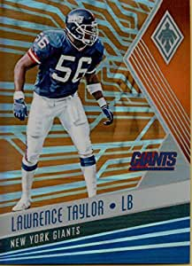 2017 Phoenix Orange #93 Lawrence Taylor 73/99 纽约巨人队