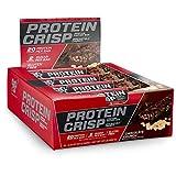 BSN 六重矩阵蛋白粉蛋白脆棒,低糖乳清蛋白棒,20克蛋白质,巧克力脆饼,12支(包装可能会有所不同)