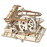ROKR Magic tracks-assembly 轨道 RACE series-accessories toys-wooden 拼图模型套装带球适用于 boyfriend SON 父亲或老爷爷 when 圣诞新年生日