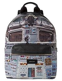 Paul Smith 男式 太空双肩包 ATXD-4870-L878 79-黑色 29.5*15*42cm