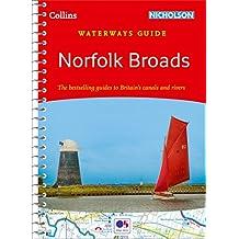 Norfolk Broads: Waterways Guide 2 (Collins Nicholson Waterways Guides) (English Edition)