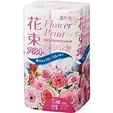 印花花束12卷双人床 粉色 27.5m