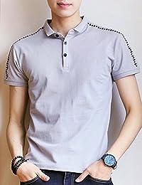 MPSMOVE 思慕夫 2018夏季【纯棉】 休闲男T恤 polo衫男t恤短袖T恤衫男士 KW1163【507】