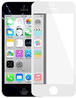 alsatek 前置玻璃 适用于 iPhone 5 °C - 白色