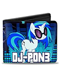 Buckle-Down Wallet Dj-pon3 + Electric Dj Scene Accessory