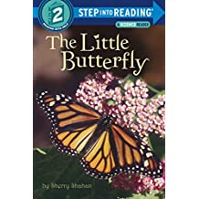 The Little Butterfly (Step into Reading) (English Edition)