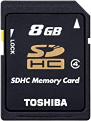 TOSHIBA SD卡 Class4 (國內正品) SD-L0G4SD-L008G4 8GB