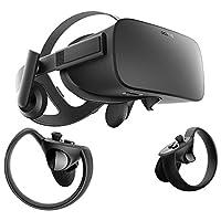 Oculus Rift 黑色 Rift + Touch Controllers