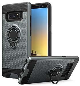 MoKo Galaxy Note 8 3D 环扣夹4336773846 靛蓝色