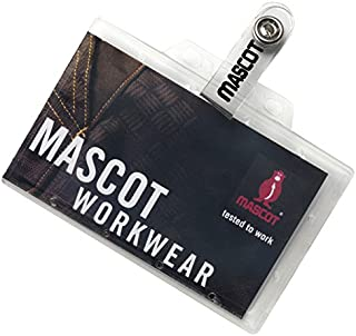 "Mascot 50413-990-A56-ONE""Kananga"" 身份证支架,透明的"