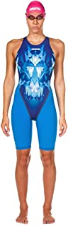 Arena Powerskin ST 2.0 女式一体式露背赛车泳衣 Luckystar Royal 32