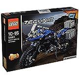 【4月新品】 LEGO 乐高 Technic机械组系列 宝马 R 1200 GS Adventure 摩托车 42063 10-16岁 积木玩具