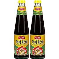 奇峰 美味蚝油700g * 2瓶