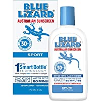 Blue Lizard 澳大利亚*霜 - 防水运动*霜 SPF 30+ * UVA/UVB 防护 2 Bottles 2个奶瓶