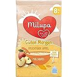 Milupa Guten Morgen Milchbrei Fruchtiger Apfel, 5er Pack (5 x 400 g)