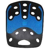 BackJoy(BackJoy) 骨盆支撑垫 泰迪 Gel 常规尺寸 黑色/蓝色【正品】 BJTGS001