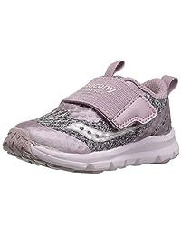 Saucony 女童 Liteform 运动鞋